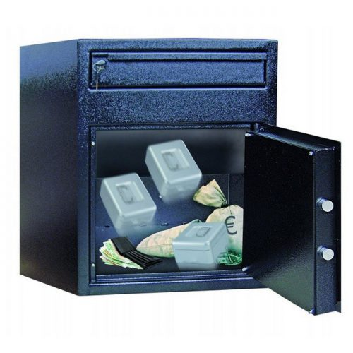 Deposiitseif CashMatic 2