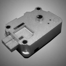Turvaline võtmelukk seifide ustele KL3909