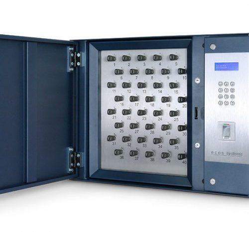 Elektrooniline võtmekapp Ecos 40