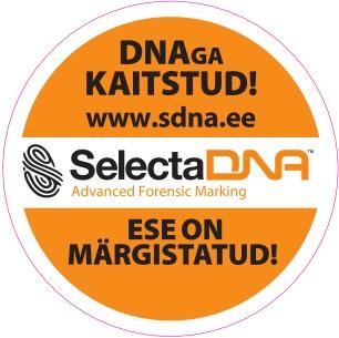 Vara märgistamine DNAga