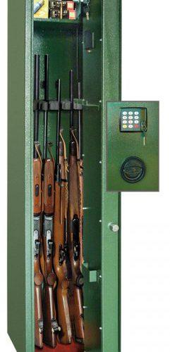 Elektroonilise lukuga relvakapp Guntronic